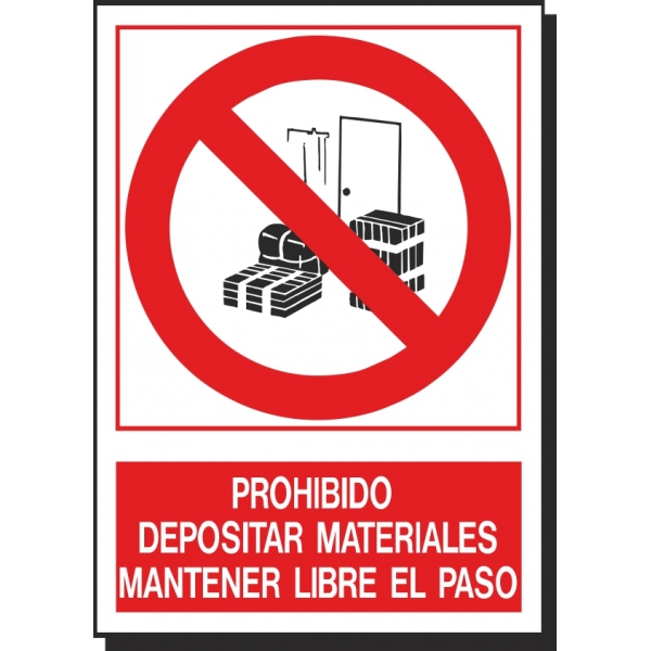 Share on facebook remove this product from my favorites - Prohibido el paso ...