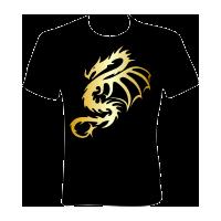 Camiseta Dragón